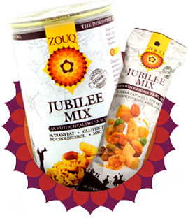 Zouq Jubilee Mix-Spicy Wholesome Trail Mix