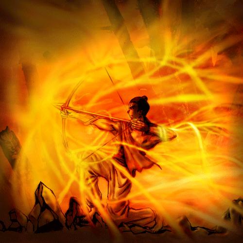 Fiery-Ramayana-Video