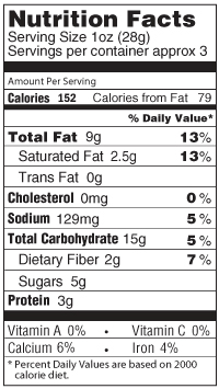 currycrunch-nutrition-panel