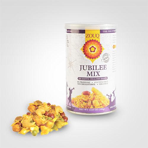 Zouq Jubilee Mix Snacks