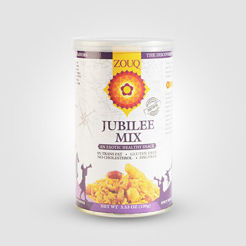 Jubilee Mix Can