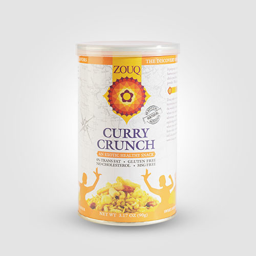 Curry Crunch Can