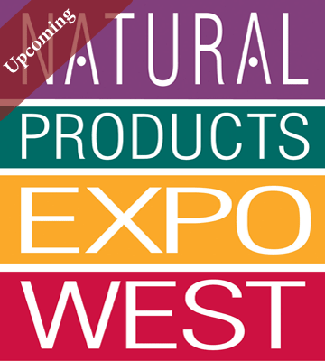 Zouq at Natural products Expo West