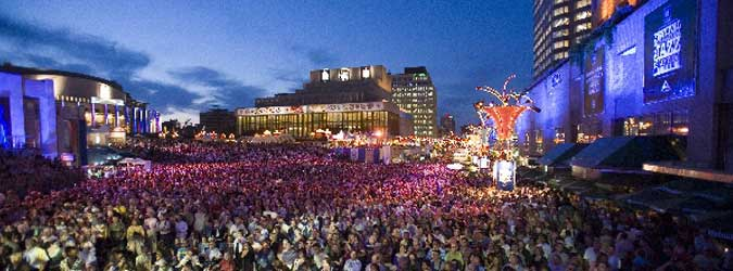 Zouq - Montreal-Jazz-festival